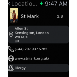 Location detail