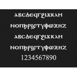 copy of Coptic Font - Avva...