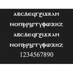 copy of Coptic Font - Avva...