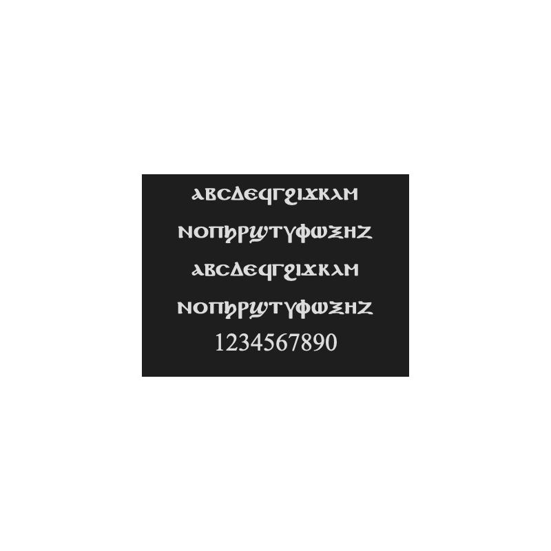 Coptic True Type Font .ttf