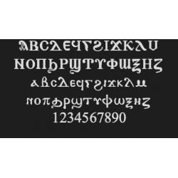 Coptic Font - Pishoi
