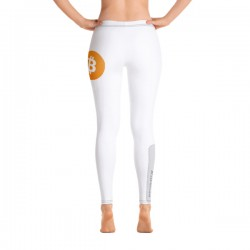 Bitcoin Accepted Here Leggings