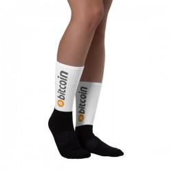 Unisex Bitcoin Socks