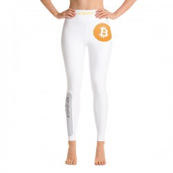 Bitcoin Accepted Here Yoga...