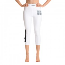 CopticFind Yoga Capri Leggings