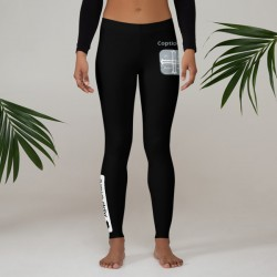 CopticFind Leggings - Black