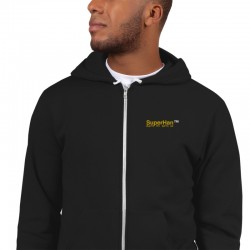 SuperHan Unisex Zip Up Hoodie