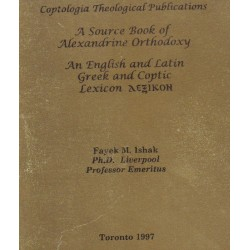 An English and Latin, Greek and Coptic Lexicon