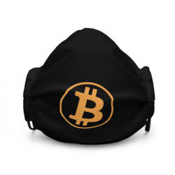 Bitcoin Logo Mask