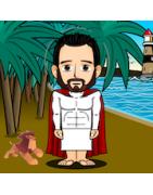 Coptic Saint Superhero Avatars